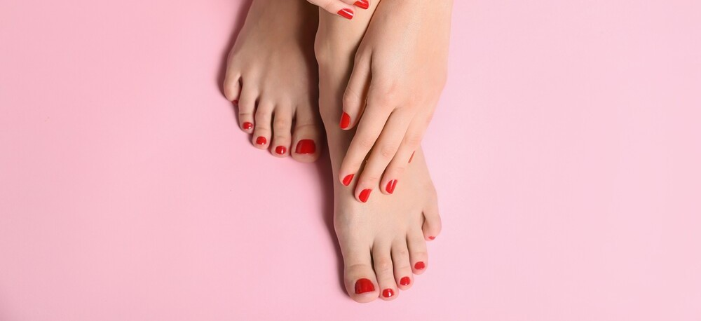 beaute des mains et des pied adametelle